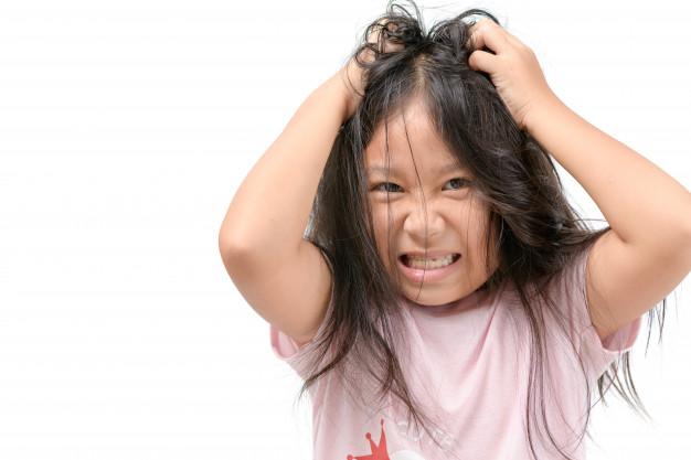 cara menghilangkan kutu rambut pada anak